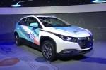 2018广州车展:纳智捷U5 EV正式亮相 综合续航360km