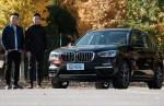 """雪中送炭 滑雪""""狂人""""和他的全新BMW X3"""