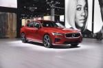 2018洛杉矶车展:沃尔沃全新S60实车/polestar版同步亮相