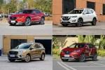 颜值、空间、动力怎么选?20万合资紧凑型SUV推荐