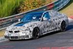 宝马全新M3将搭480马力3.0T L6动力 或亮相2019法兰克福车展