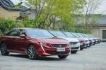 成都媒体品鉴新一代东风标致508L 预售价16万元起 产品力突出