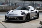 保时捷全新911 GT3 RS 动力信息曝光 或配更大排量自吸发动机