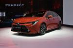 丰田全新雷凌或将于5月20日上市 杀气浓郁的买菜车