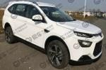 纳智捷URX申报图曝光 搭1.8T动力/定位中级SUV