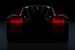 阿斯顿·马丁Project 003预告图 搭V6混动系统/日内瓦车展亮相