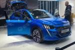 2019日内瓦车展探馆:标致e-208 GT曝光 纯电动小狮子