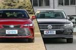德日两大厂商的旗舰级对决 丰田亚洲龙对比大众辉昂
