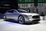 GYON Matchless原型车亮相 定位纯电动旗舰车型