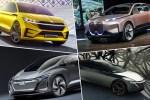 纯电动+高颜值 车展上有哪些概念车打动了你?