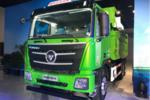 助力打赢蓝天保卫战  欧曼2019款国六法规渣土车北京区域上市