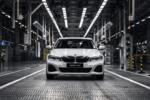 全新BMW 3系正式投产 搭黄金动力总成/智能化程度大幅提升