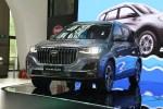 又一款大七座SUV来了 斯威G05亮相重庆车展 今年9月正式上市