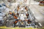 智能化汽车生产工厂究竟什么样?