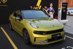 属于国人自己的性能车 领克03+正式上市 售18.58-22.88万元