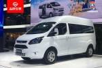 江铃福特新全顺商旅型成都车展上市 售17.39-18.89万元