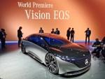 多样化EQ平台新成员,奔驰发布Vision EQS概念车