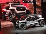 越野车才不会被淘汰 奥迪AI:Trail Quattro概念车全球首发
