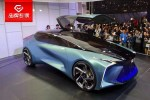 量产版下月发布 雷克萨斯首款纯电动概念车LF-30亮相东京车展