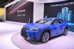 雷克萨斯首款纯电动车UX300e广州车展亮相,明年国内上市