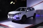 潍柴U70正式上市 售6.99-11.09万元 大7座中型SUV