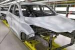 凯翼FX11白车身正式下线 量产版即将推出 定位紧凑级SUV