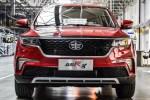德系血统7万元级豪华SUV 森雅R8正式上市