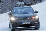 纯电SUV大众ID.4量产版谍照曝光 年内国内将正式发布