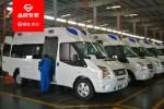 福特中国联手江铃福特抗击疫情 将捐物/加班造负压救护车