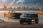 有钱人的浪漫就是这么朴实无华,奔驰AMG G63推出游艇联名版