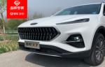 3.0时代的新款SUV 抢先体验嘉悦X7