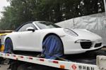 2012款保时捷Carrera S曝光 将国内展出