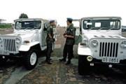涨知识!联合国维和部队都用这些车!