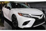 车展解析丰田全新凯美瑞 外观设计部分