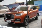野马T80将于上海车展上市 定位中型SUV