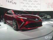 丰田发布两款全新概念车 丰巢FUN/丰巢WAY