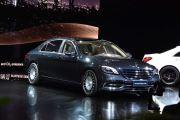 奔驰新款S级全球首发 外形/内饰小改