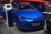 广汽丰田新款雷凌将于6月上市 外观造型更犀利