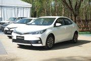 丰田新款卡罗拉北京区上市 售10.78-17.58万元