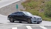 新款AMG C63 S Coupe明年上市 搭4.0T发动机