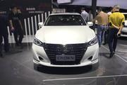 2017广州车展:一汽丰田新款皇冠首发亮相