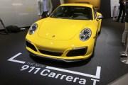 2017洛杉矶车展:保时捷911 Carrera T首秀