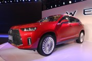 WEY P8或2018北京车展上市 预计售价25.6-27.6万元