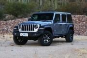 Jeep全新牧马人将于2018上半年正式入华销售