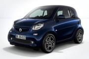 smart fortwo特别版将亮相2018北美车展 纯电动力/续航93km
