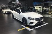 2018北美车展:梅赛德斯-AMG E 53正式亮相