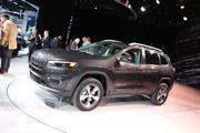 2018北美车展:新款Jeep自由光亮相 外观变化较大