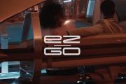 雷诺EZ-GO共享电动车预告图 将于日内瓦车展发布