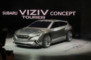 2018日内瓦车展:斯巴鲁Viziv概念车亮相