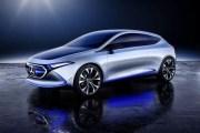 奔驰EQ S或将于2020年推出 竞争对手锁定Model S